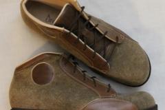 Sneaker aus Hirsch